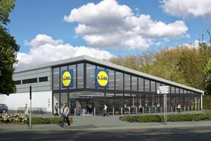 Hayes town centre could have larger Lidl store