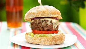 Great Burger Recipe for Summer