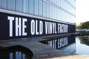 Firms sign up to move into Old Vinyl Factory in Hayes