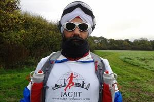 Councillor running 150th marathon for Hillingdon charity