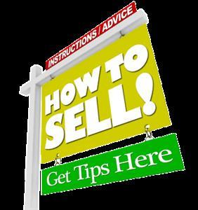 Selling Tips For The New Year
