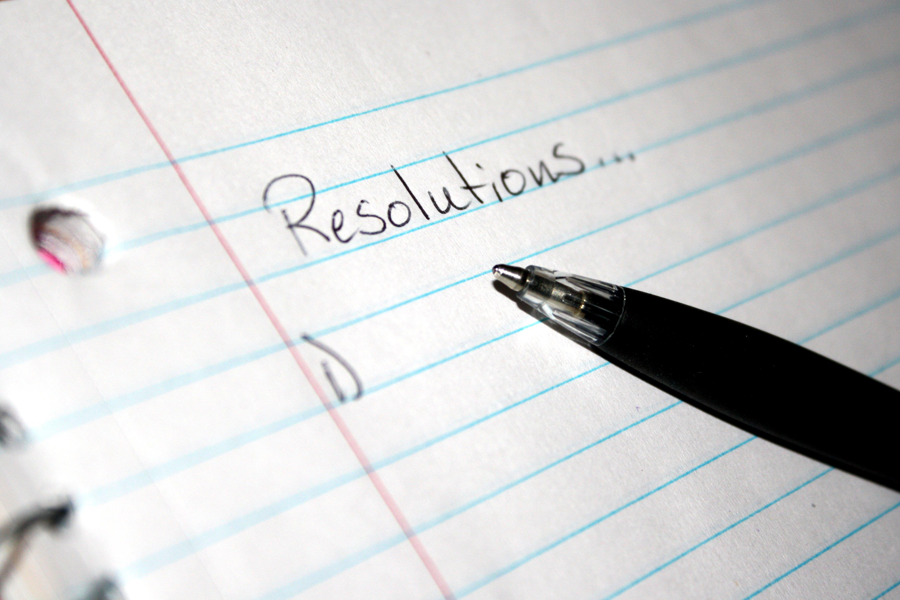 Top 5 resolutions for landlords