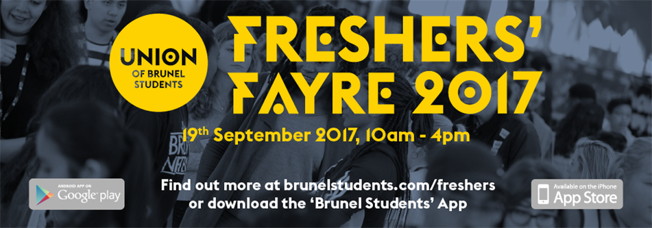 Simple Estate Agents attending Brunel Freshers Fayre
