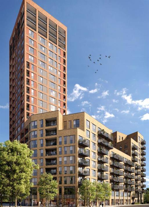 Southall regeneration: 64 luxury apartments to be unveiled in The West Works development ahead of Crossrail launch